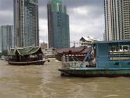 Chaophraya River Bangkok
