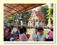 Kwan Riam Floating Market in Bangkok