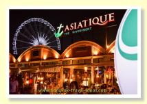 Asiatique the Riverfront night market