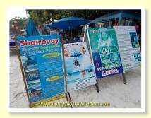 Koh Samet experiences on the beach