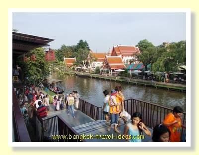 View over Klong San Saeb