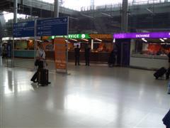 Bangkok airport terminal arrival hall