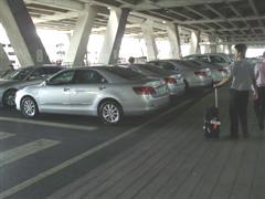 Bangkok airport AOT limousines