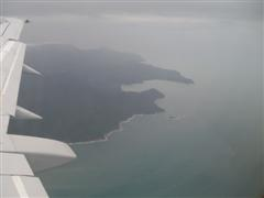 Koh Samui from the air