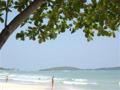 Bangkok Beaches are not as good as this one on Koh Samui