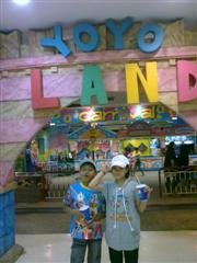 Yoyo Land in Seacon Square