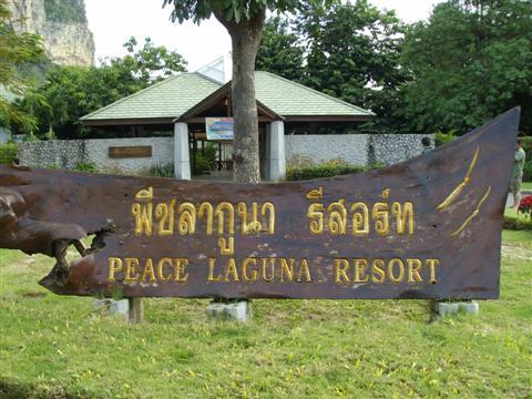 Peace Laguna Resort and Spa at Ao Nang, Krabi