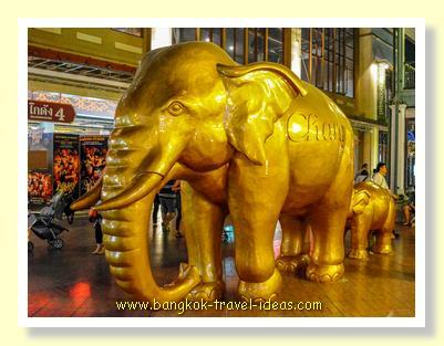 Elephant at Asiatique the Riverfront