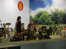 Bang Pu dance band