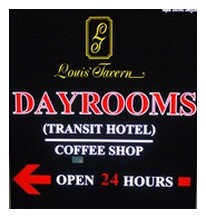 Book a Louis' Tavern Dayrooms for a Bangkok Airport Layover in Suvarnabhumi Airport