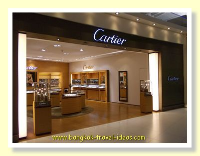 Cartier has a range of fine jewelry and fashion items