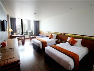 Bangkok Hotel Lotus Sukhumvit on Soi 33