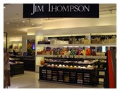 Jim Thompson outlet at Suvarnabhumi Airport