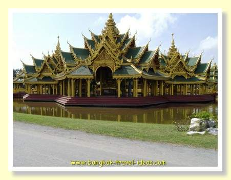 Ancient City temple at Muang Boran just outside Bangkok