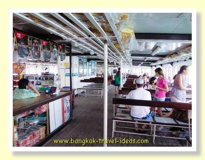 Ferry to Koh Chang and the speedboat to Koh Kood