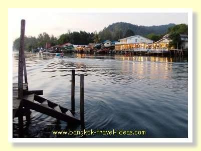 Baan Rim Nahm view over the klong