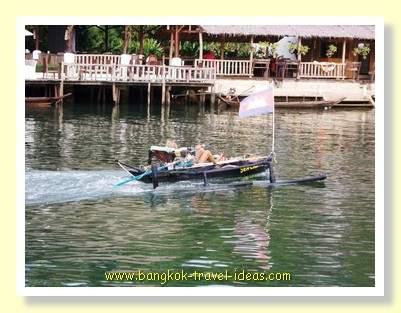 The famous Sea Chopper in Klong Prao
