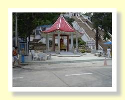 Hua Hin buddhist temple