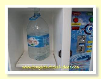 Bangkok purified water machine
