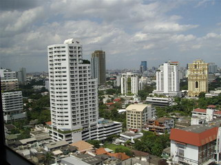 Bangkok hotel accommodation with great views around Bangkok