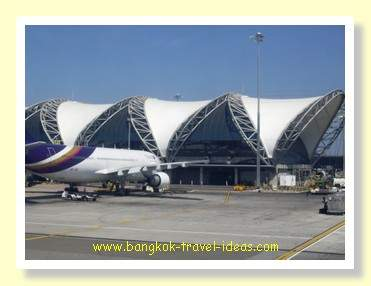 Bangkok Airport to Bangkok transfer