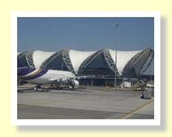 Bangkok Airport hotels