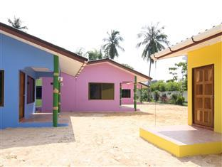 bungalows at Mai Khao beach aptly named as bungalow@maikhao