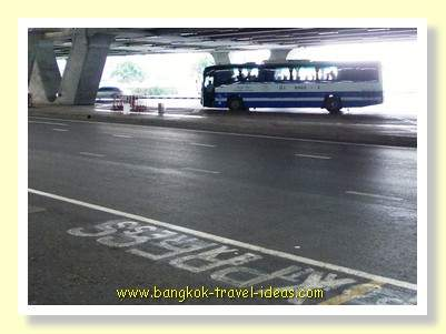 Bangkok Airport bus to Pattaya