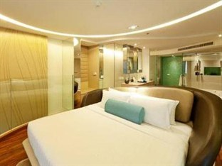 dusitD2 baraquda hotel in Pattaya