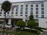 Dusit Princess hotel entrance