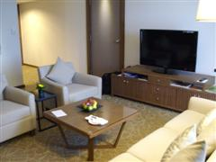 Suite at the Dusit Princess Srinakarin Bangkok