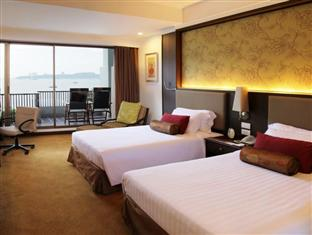 Luxury rooms at the Dusit Thani Pattaya
