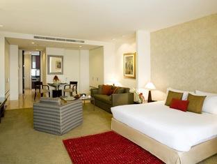 Emporium Suites guest room
