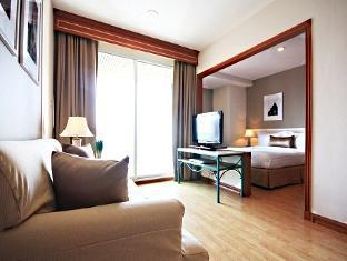 Two bedroom suites at the Evergreen Place