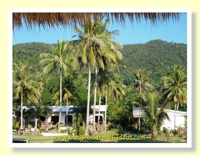 View from Sala at Gu's Bay Resort, Koh Chang