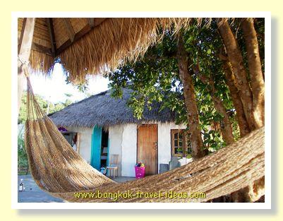 Relax in a hammock at Bailan, Koh Chang