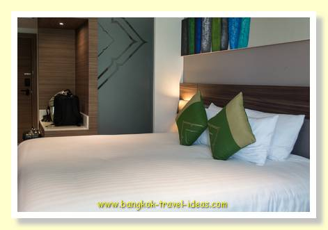 Our room at the Novetel Phuket Karon Beach Resort and Spa