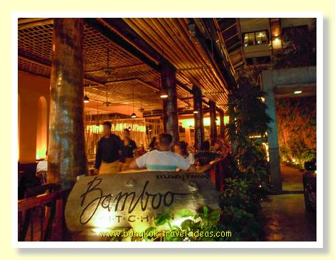 Bamboo Kitchen Restaurant at Karon Beach