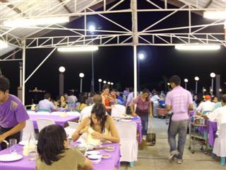 Hua Hin seafood restaurant