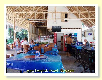 Thai restaurant located near Kai Bae