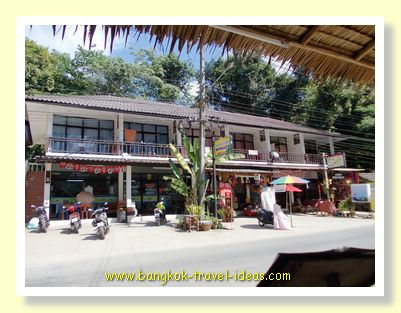 Koh Chang shops located near Kai Bae