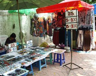 Street in Banglamphu