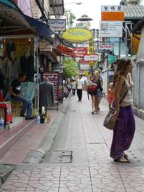 Visit the many Bangkok markets