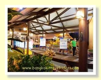 Klang Bueng Bangkok seafood restaurant