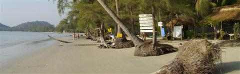 Klong Prao Beach in Koh Chang