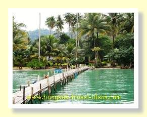 Ko Kut is one of Thailands best islands