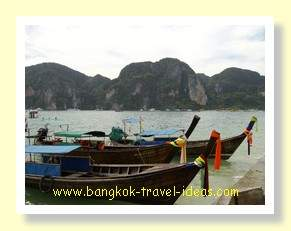Koh Phi Phi is one of the best islands in Thailand