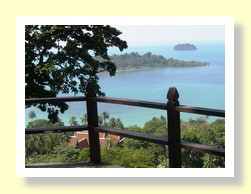 Koh Chang island just 5 hours from Bangkok and has some of the best beaches near Bangkok
