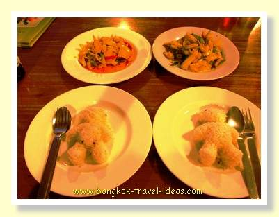 Teddy Bear rice at Dusita Resort