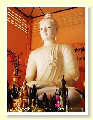 Buddha image on Koh Kood